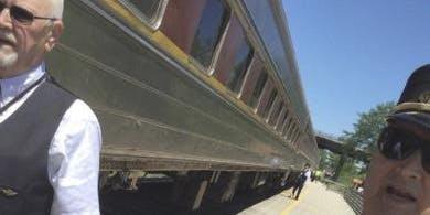 Family & Friends Scenic Train Ride