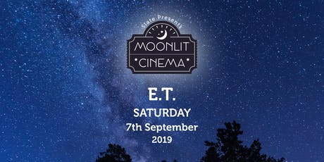 Moonlit Cinema: E.T.(U) in Mill Gardens, Leamington Spa tickets