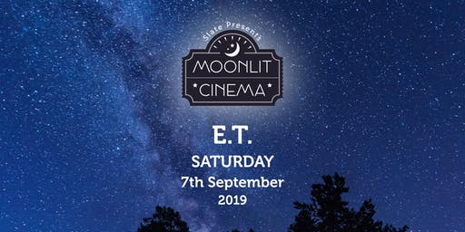 Moonlit Cinema: E.T.(U) in Mill Gardens, Leamington Spa