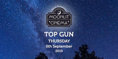 Moonlit Cinema: Top Gun(12A) In Mill Gardens, Leamington Spa tickets