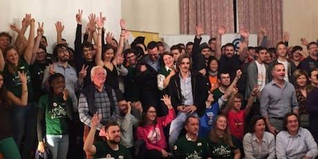Startup Weekend LE MANS 15-16-17 novembre 2019  billets