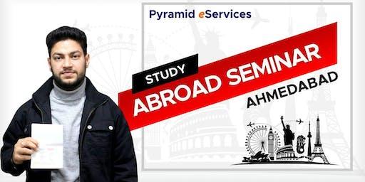 Study Abroad Seminar 2019 - Ahmedabad