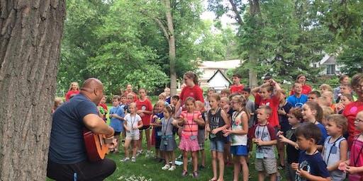 St. Matthew's Summer Camp VBS