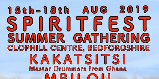 Spirit Fest Summer Gathering 2019