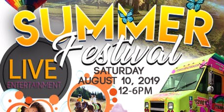 Riddick Entertainment Summer Festival 2019 tickets