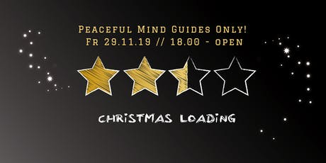Peaceful Mind XMAS-Party | PM-Guides only! Tickets