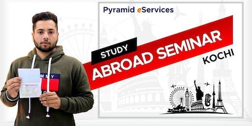 Study Abroad Seminar 2019 - Kochi