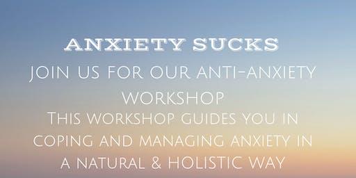 Anxiety SUCKS!!!