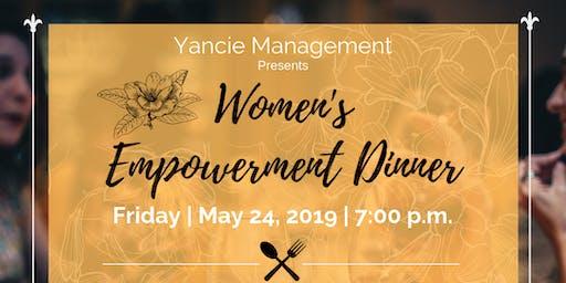 Women's Empowerment Dinner