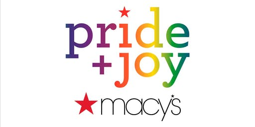 Macy's Celebrates Pride and Joy 2019