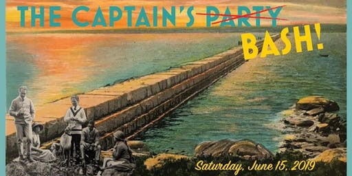 The Captain's Party - Online Tickets Closed (Available at the Door!)
