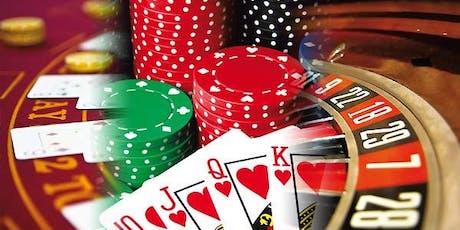 Jerome Burke Foundation Casino Night Fundraiser tickets