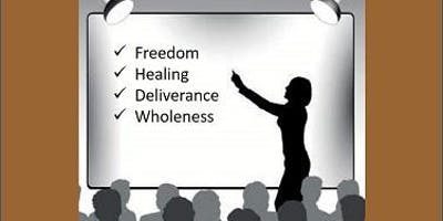 Inner Healing Prayer Ministry Training - Florence - July