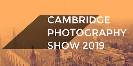 Campkins Photography Show 2019 tickets