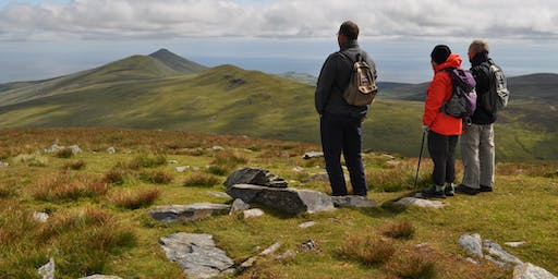 Walk the Isle of Man: Monday 5 - Snaefell, North Barrule, Ramsey