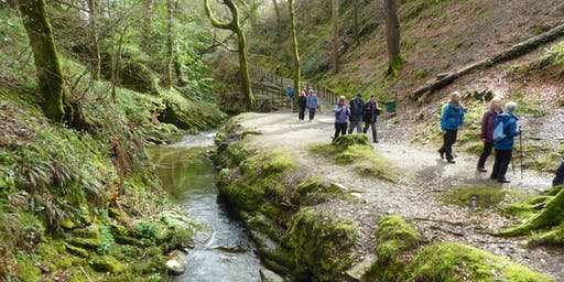 Walk the Isle of Man: Tuesday 2 - Groudle Glen, Baldrine, Garwick