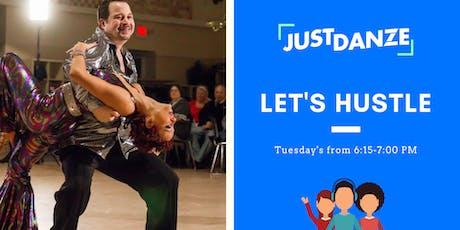 Hustle - Dance Class tickets
