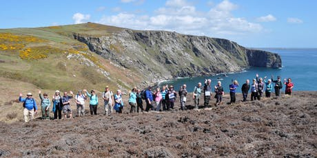 Walk the Isle of Man: Wednesday 3 - Port St Mary, The Sound, Port Erin tickets