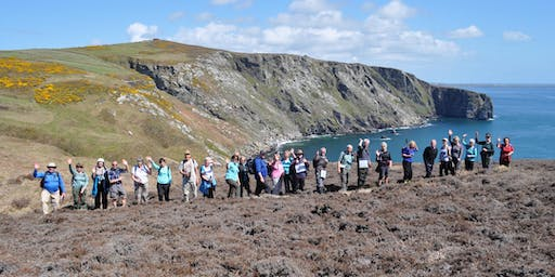 Walk the Isle of Man: Wednesday 3 - Port St Mary, The Sound, Port Erin