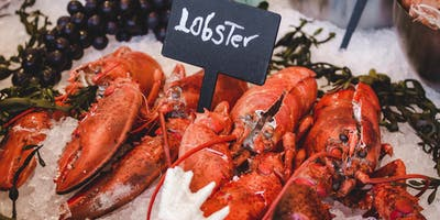 Friday Night is.... Lobster and bubbles!
