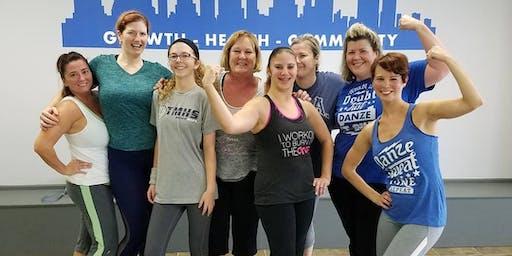DanzeFIT - Dance Fitness Class