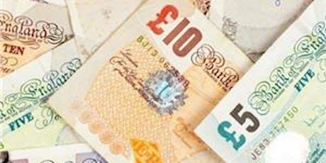 In the Spotlight: Money & Finance tickets