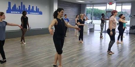 Adult Beginner Ballet  tickets