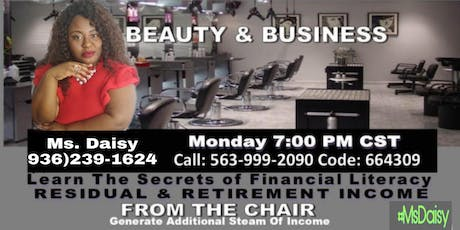 Business in the Chair (Austin) tickets
