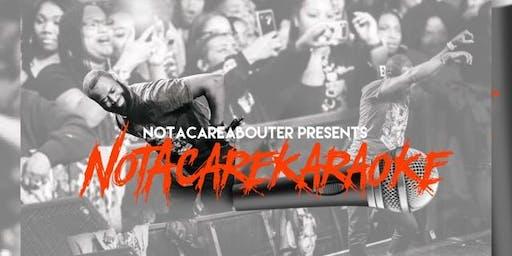 NotACareKaraoke