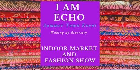 I AM Echo Summer Town Event. tickets