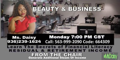 Business in the Chair Houston