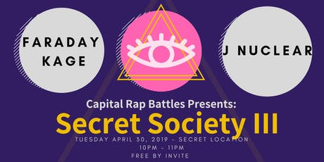 Capital Rap Battles Events | Eventbrite