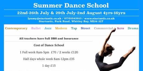 Summer Dance Scool tickets