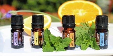 Natures Medicine Essential Oils workshop tickets