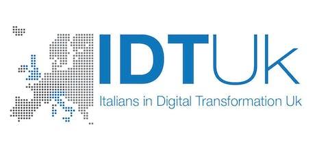 Terzo Evento IDTUK -  5 Settembre 2019  - AKTII entradas