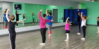 Youth Beginner Ballet