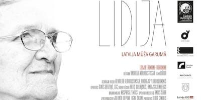 Lidija - a documentary about a Latvian dissident