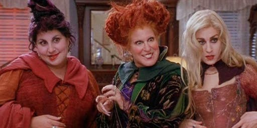 Hocus Pocus Movie Party
