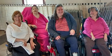 Wheelchair Health In Motion - Dover tickets
