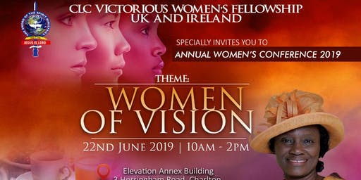 Annual Women's Conference - 2019