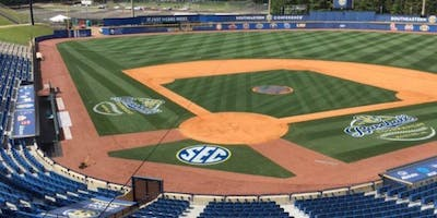 SEC baseball conference tournament New Orleans Watch Party