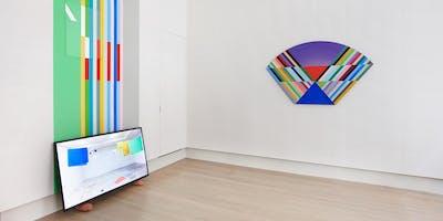 Anton Ginzburg: VIEWs   Artist Tour and Reception