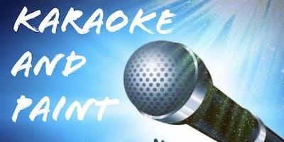 Karaoke And Paint
