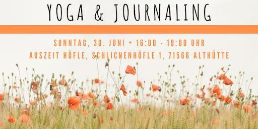 Yoga&Journaling