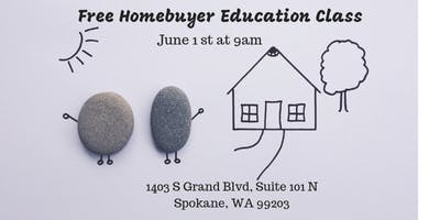 FREE Homebuyer Education Class