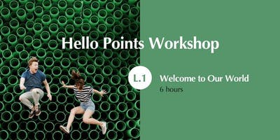 POINTS OF YOU® L.1 HELLO POINTS! New Yersey