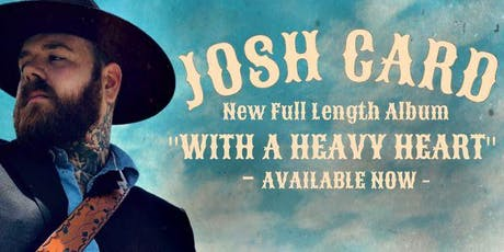 Josh Card with Special Guests at 1904 Music Hall tickets