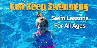 Just Keep Swimming Swim Lessons