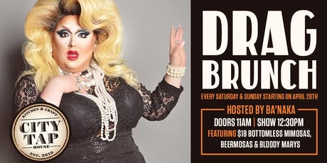 Drag Brunch Every Saturday & Sunday tickets