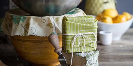 Make Your Own Beeswax Eco-Wraps tickets